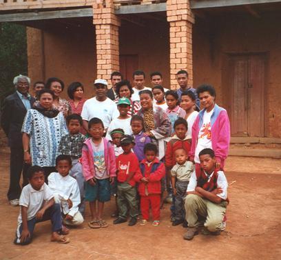 Famille Antsofinondry