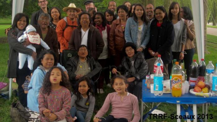 TRRF 2013 - Parc de Sceaux